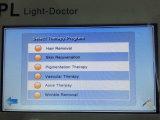 E-Свет IPL RF для удаления волос и подмолаживания кожи