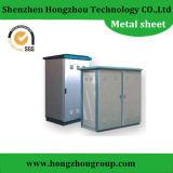 Peças da fabricação de metal da folha da elevada precisão