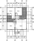 Het Bureau/de Villa van het Staal van het Geprefabriceerd huis van de Structuur van het staal