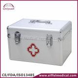 アルミニウム医学的な緊急事態の仕事場の工場救急処置のケース