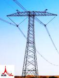 Совершенная передающая линия башня качества стальной трубы