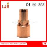 Сваривая держатель конца контакта для отражетеля газа PSF160 факела Esab