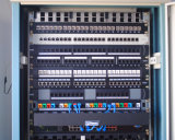 Vernetzung 24-Port CAT6 Patch Panel