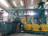 Lfc는/Kaijie 공장 Lfc 주물 장비에서 거품 주물 선을 분실했다