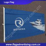 Indicador de Factory Wholesale Digital Printing Polyester Custom Advertizing Flag, Logo Flag, Company