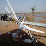 Gerando a potência da fora-Grade com eletricidade do vento (500W-50kw)