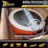 Usine centrifuge de concentrateur de minerai d'or de reprise de faucon en gros de matériel