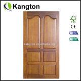 Porte en bois ignifuge extérieure (porte en bois)