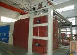 Apparecchiatura di collaudo bassa industriale di pressione d'aria per il collaudo del materiale