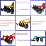 Disco Plough con 3 Discs Tube Disc Plow Farm Implements