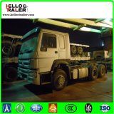 ジブチのための頑丈なトラクターのトラックをロードするHOWO 6X4 30ton