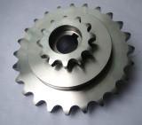 Qualitäts-Motorrad-Kettenrad/Gang/Kegelradgetriebe/Übertragungs-Welle/mechanisches Gear76