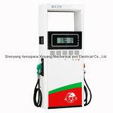 Posto de gasolina da bomba de gás das bombas dobro e dos quatro indicadores do LCD