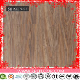 Plancher en bois de vinyle de PVC de texture, plancher de vinyle de PVC