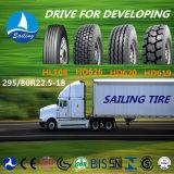 bus lourd du camion 295/80r22.5-18 tout le pneu radial en acier