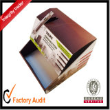 Het in het groot Vakje Van uitstekende kwaliteit van de Gift van het Document van de Douane, de Zak van het Document, het Vakje van de Vertoning, Verpakkend Vakje (LP021)