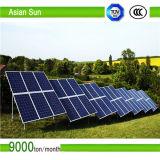 OEM PV 에너지 시스템을%s 조정가능한 태양 장착 브래킷