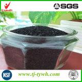 активированный уголь очищения воды сетки 10X20 зернистый