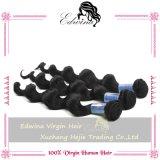 pelo humano de la Virgen floja malasia sin procesar de la onda 6A