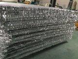 Bienenwabe täfelt Aluminium (Stunde P002)