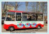 Camion mobile di vendita dell'alimento dalla Cina