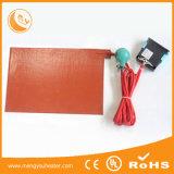calefator da borracha de silicone da almofada de aquecimento 150W do alimento 300X300
