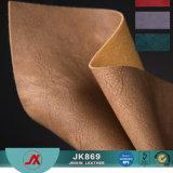 نساء [رترو] [بفك] جلد زخرفة نوع خيش حقيبة حقيبة يد جلد مادّة