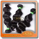 Menschenhaar 4A mit dem brasilianischen Haar