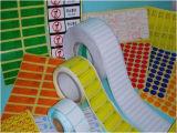 Zelfklevende Sticker en Zelfklevende Label02