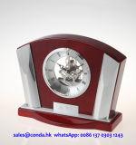 Подарка набора часов часов K8002 стола подарка сувенир и бесплатные раздачи дела установленного деревянного каркасного установленные