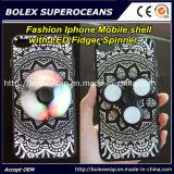iPhone Mobiele Shell van de manier met Spinner van de Vinger, 2 in-1 Spinner van de Hand friemelt het Geval van het Stuk speelgoed