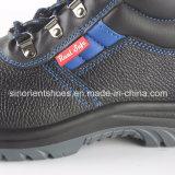Безопасности крышки пальца ноги отрезока середины ботинки RS8109A стальной работая