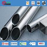 Tubo saldato dell'acciaio inossidabile (rettangolo quadrato rotondo)