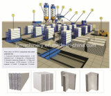 Tianyiの機械を作る縦の鋳造物EPSのセメントサンドイッチパネル