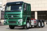 Carro del alimentador de HOWO 6X4 Zz4256n324md1b Sitrak C7h