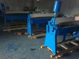 Pneumatische faltende Maschine der verbiegenden Maschinen-Tdf-1.5X1500