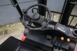 4-5t 4-Wheel電気フォークリフト