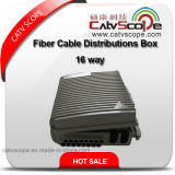 Fiber Cable FTTH Distributions Box Wall-Mounting