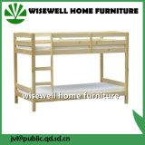 Cama simples de madeira sólida de pinho com gaveta (WJZ-B10)
