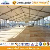 Wooden Floor、Glass Window (G12)の12X12 Event Tent