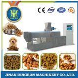 Machine d'extrudeuse de boulette d'alimentation de crabot