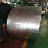O edifício da construção de aço galvanizou a bobina de aço PPGL/PPGI