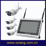 Het waterdichte Draadloze CMOS van de Kleur van het Registreertoestel 1080P Toezicht van de Camera van de Uitrusting van WiFi NVR van de Camera