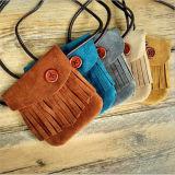 Sacchetto poco costoso del capretto dell'unità di elaborazione Leathe di modo delle borse delle ragazze all'ingrosso