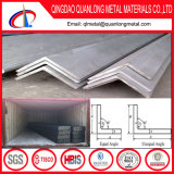 中国AISI 304のステンレス鋼の山形鋼のサイズ