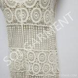 女性の夏(BL-132)のセクシーなかぎ針編み浜の服かブラウス