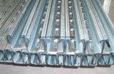 Struct galvanisé d'acier Uni pour le support à énergie solaire
