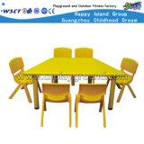 Le Tabelle prescolari di plastica di sconto e presiede gli insiemi (HLD-2303)