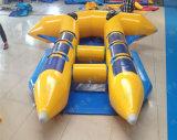 pescados de vuelo inflables del agua de la alta calidad del PVC de 1.0m m que practican surf de la mosca de pescados de los juguetes inflables del agua