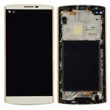 Visualização óptica do LCD para LG V10 5.7 '' com digitador do toque